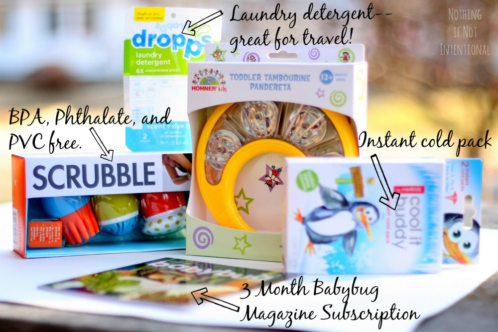 Have you tried a subscription box service? Testing out Citrus Lane.