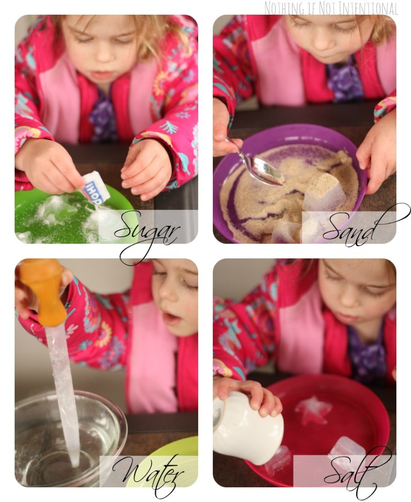 Brrr! Make the most of the cold winter days with these simple and fun winter ice experiments for kids.