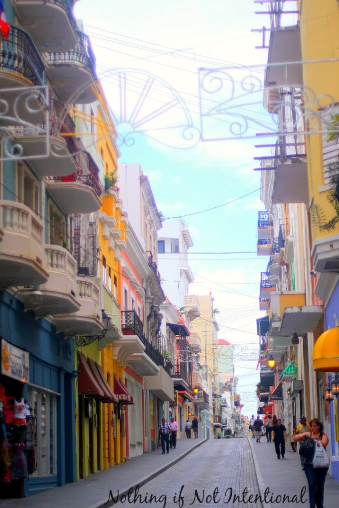 Old San Juan--What to Know Before You Travel to Puerto Rico