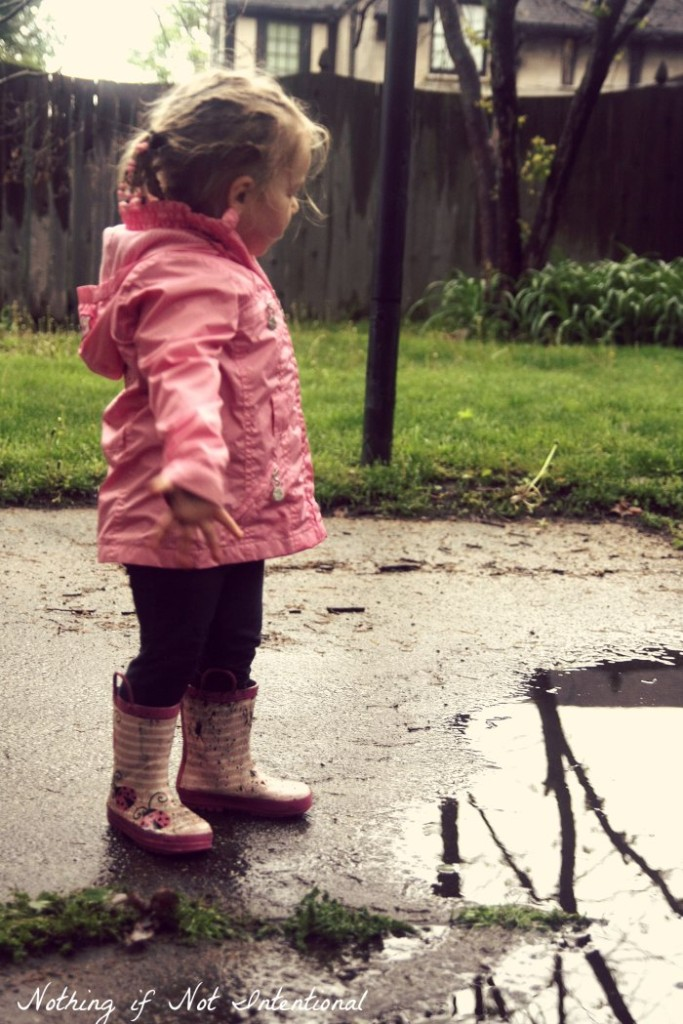 Don't let the rain get you down! 10 ways to embrace a rainy day.