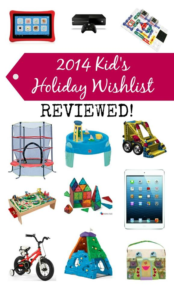 Holiday Wishlist Reviewed