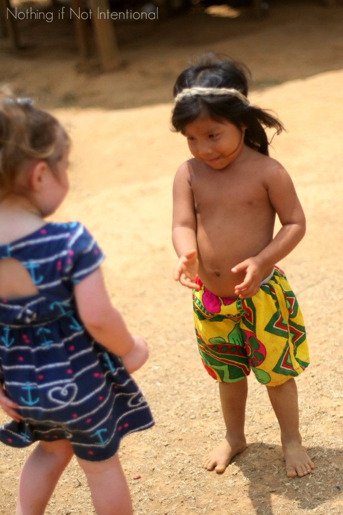 Cruise Excursion Review: Authentic Embera Indian Village