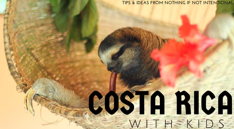 Tips and Ideas for Visiting Costa Rica with Kids