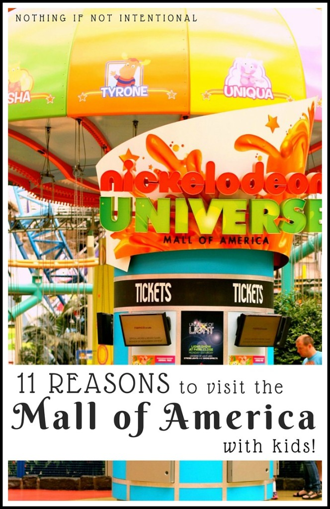 Things to do near the Mall of America with Kids