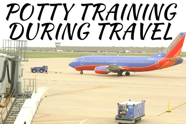 Potty Training during travel