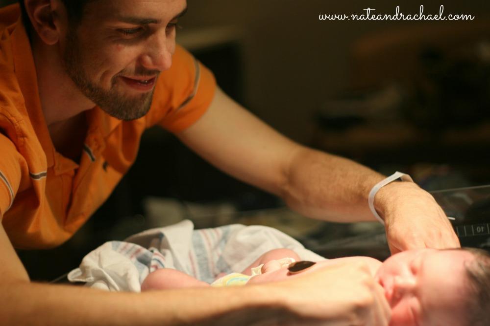 Surviving the Beautiful Newborn Days